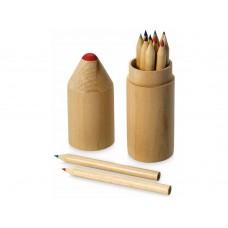 Набор из 12 карандашей в футляре