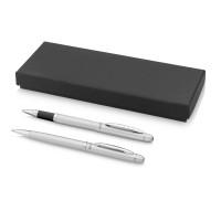 """Набор ручек """"Arles""""в подарочной коробке: ручка шариковая и роллер"""