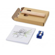 Набор для рисования: 6 цветных карандашей