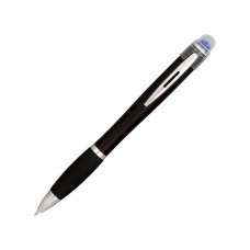 Nash чёрная шариковая ручка с фломастером
