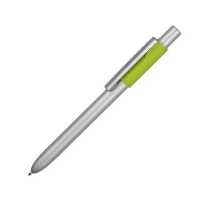 Ручка металлическая шариковая «Bobble» с силиконовой вставкой