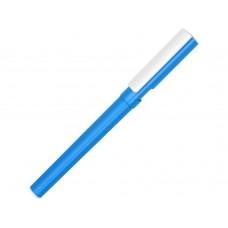Ручка пластиковая шариковая трехгранная «Nook» с подставкой для телефона в колпачке