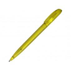 """Ручка шариковая Celebrity """"Грин"""" желтая"""