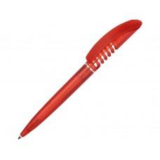 Ручка шариковая «Серпантин» красная