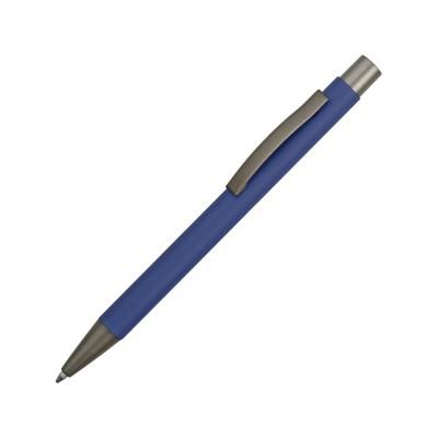 Ручка металлическая soft touch шариковая «Tender» с зеркальным слоем