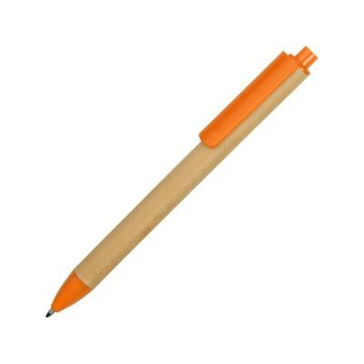 Ручка картонная пластиковая шариковая «Эко 2.0»