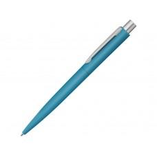 Ручка шариковая металлическая LUMOS soft-touch