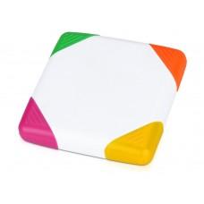 Маркер «Квадрат» 4-цветный на водной основе