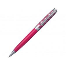 Ручка шариковая COLOR-TIME с поворотным механизмом. Pierre Cardin