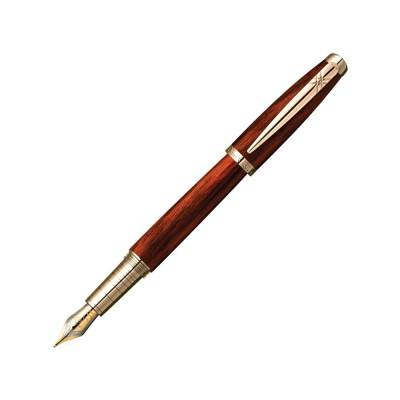Ручка перьевая Pierre Cardin MAJESTIC с колпачком на резьбе
